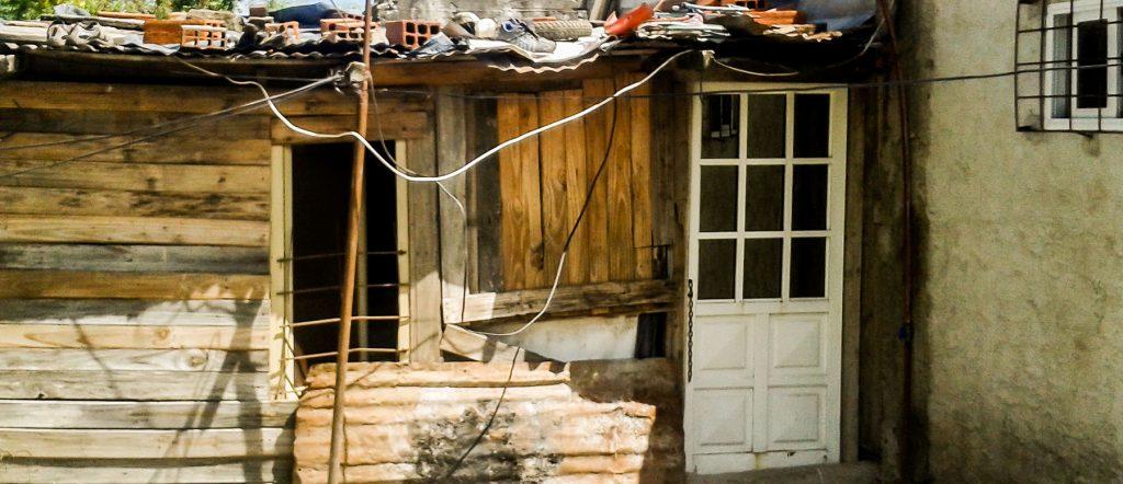 Estilo de autoconstrucción de vivienda Gran Buenos Aires