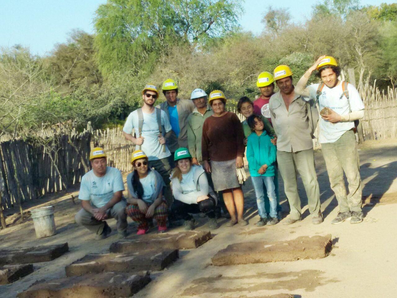 Primer Brigada de Voluntarios Misión Gran Chaco