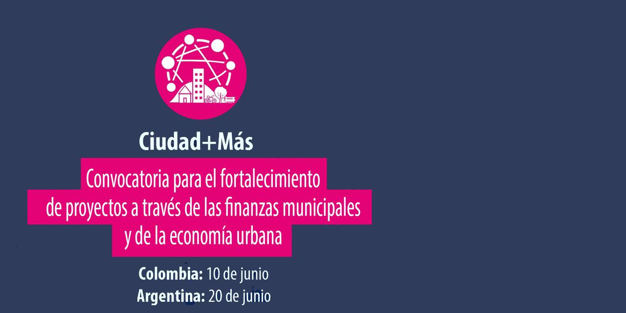 Oportunidad para el fortalecimiento de proyectos urbanos en Colombia y Argentina