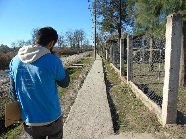 Acciones participativas  reducen los riesgos en el Barrio Los Ceibos