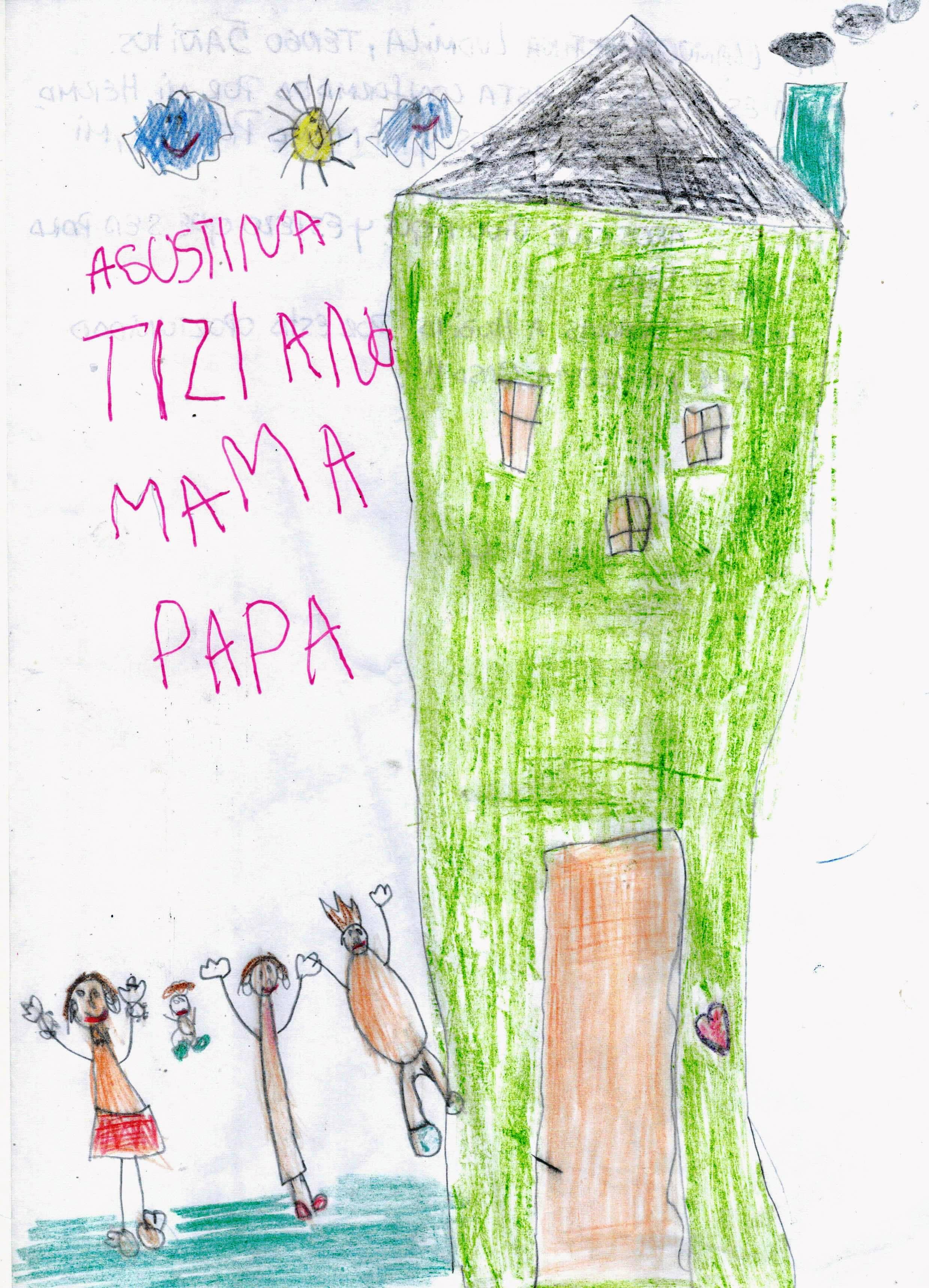 Concurso de Dibujos «Nuestros hijos ayudan a mejorar nuestra casa»