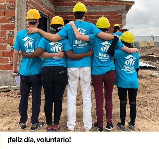 Día Internacional de los Voluntarios 2018