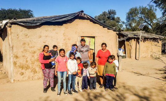 La promoción de mejora de viviendas por autogestión asistida  en la zona de Quebracho, Ramón Lista