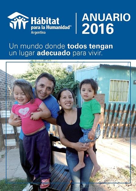 Presentamos el Anuario 2016