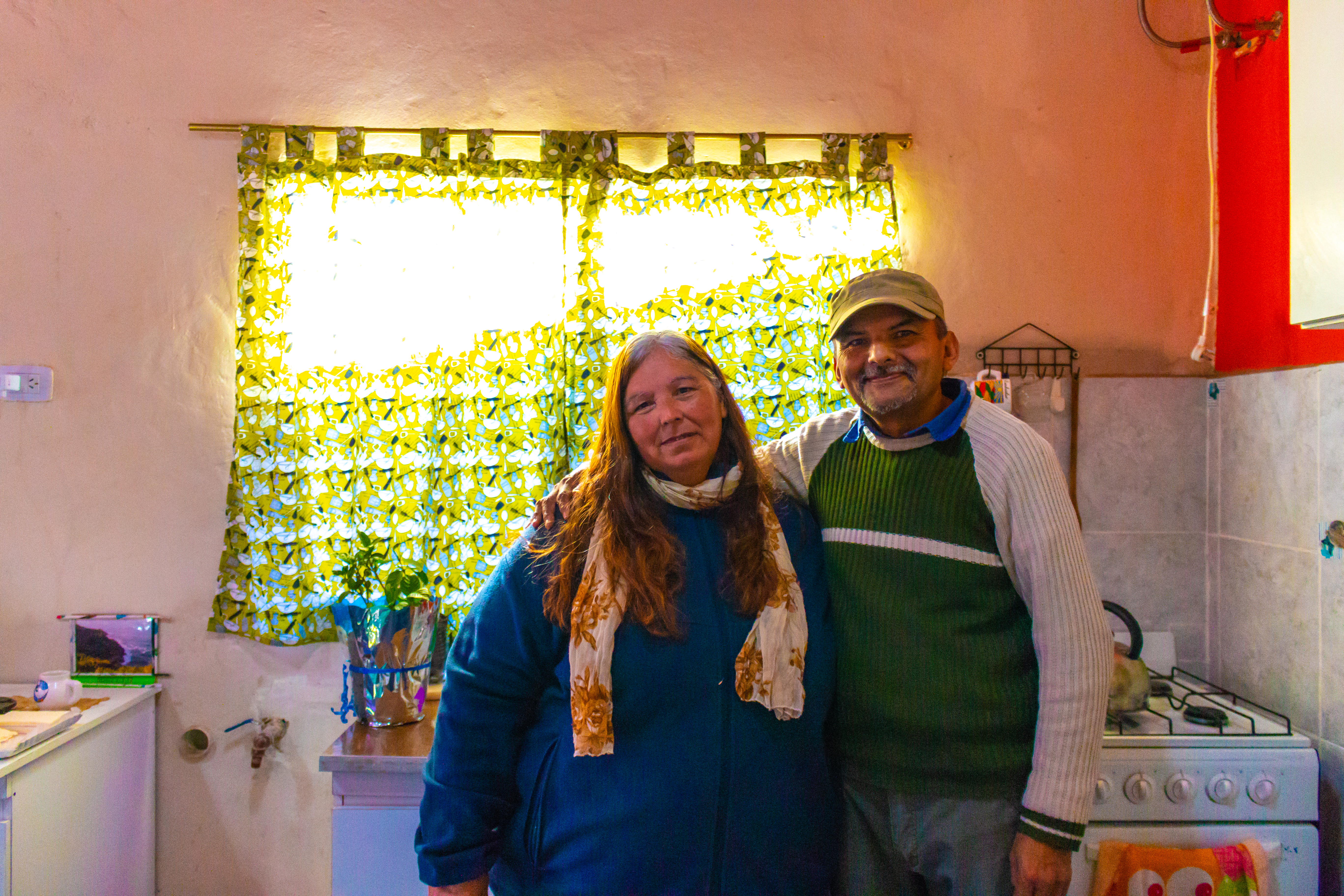 Norma y Jorge