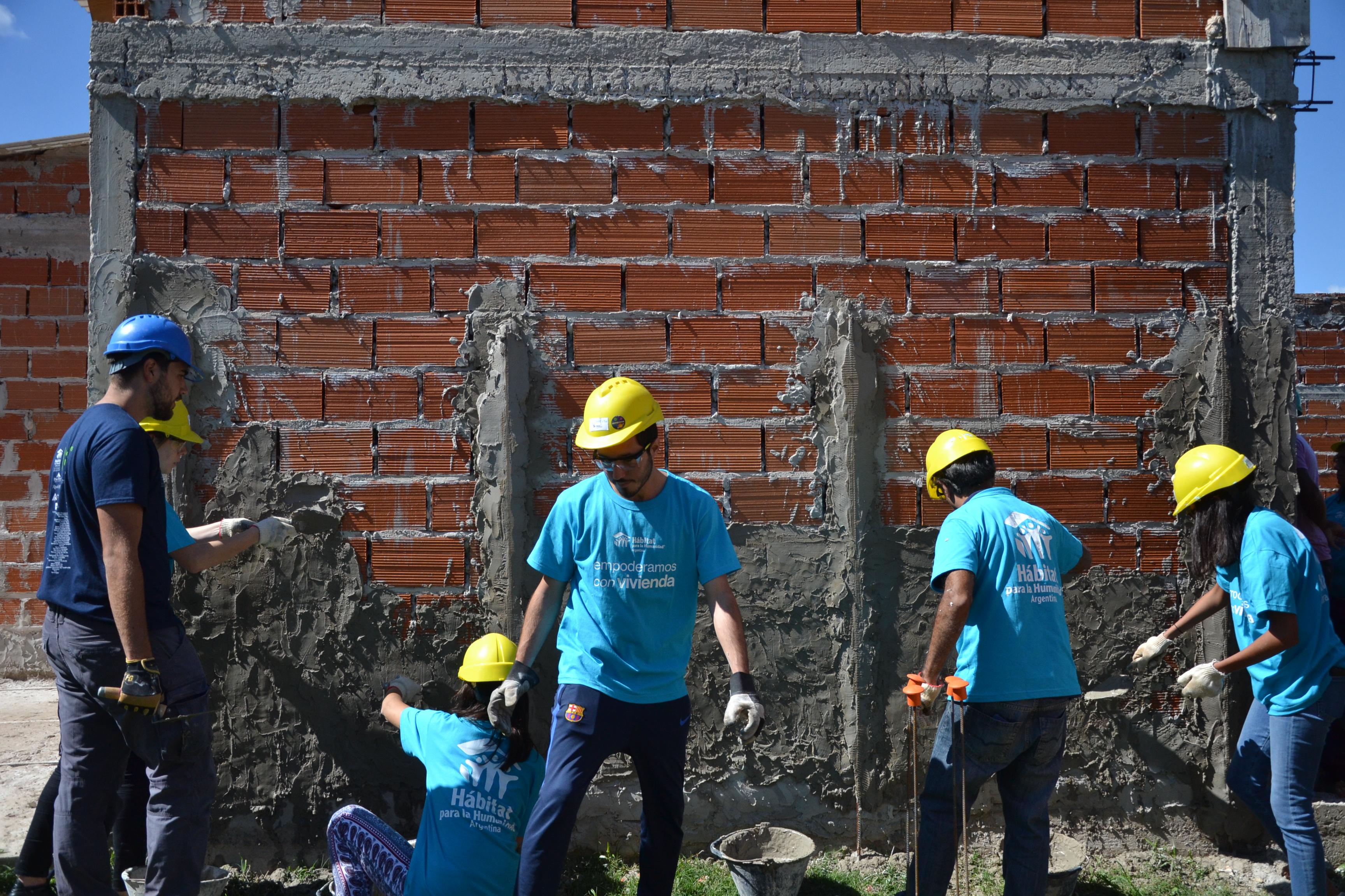 Voluntariado: corazón y manos