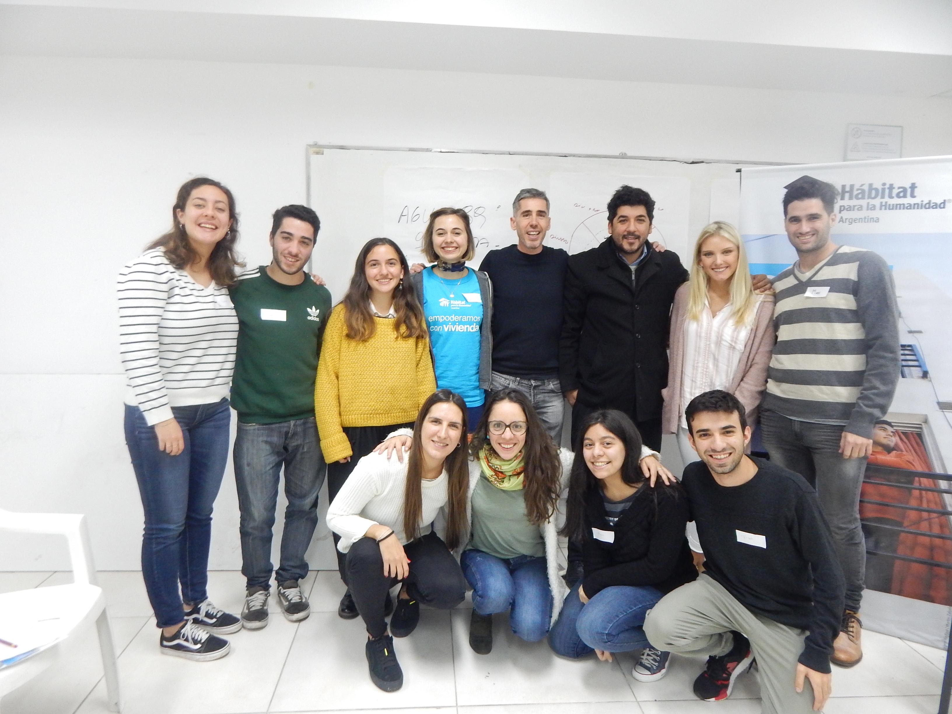 Encuentro Anual de voluntarios 2019: ¿Qué deseas Construir?