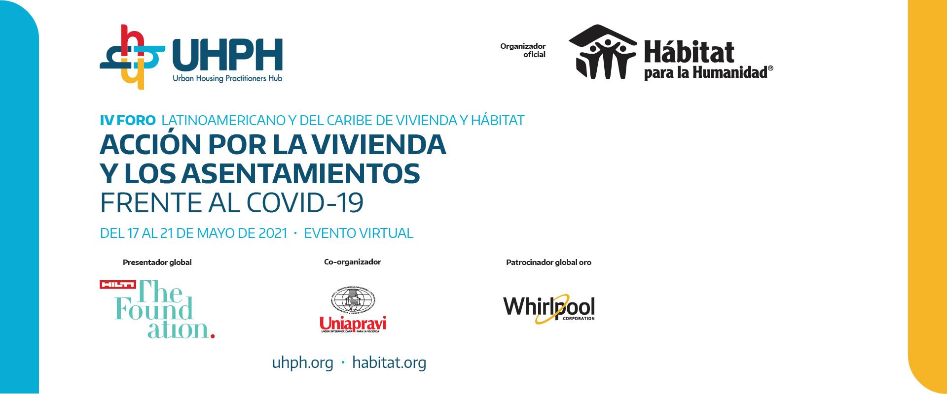 IV Foro de vivienda y hábitat